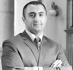 Kyce Siddiqi, Afghan lawyer in USA