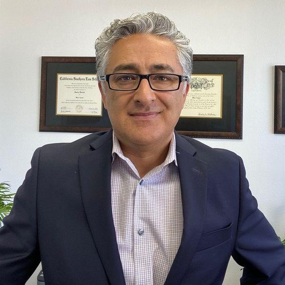 Wais Azami, Afghan Personal Injury lawyer in USA