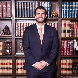 Paul N. Batta, Arab attorney in San Diego California