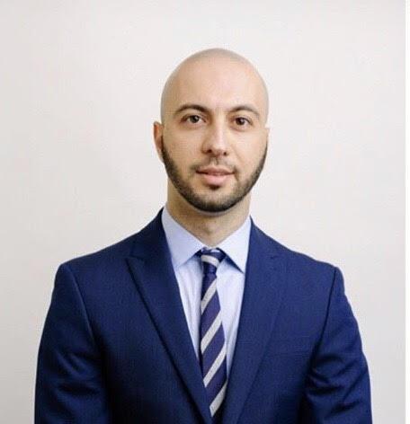 Sezar Bune, Arab lawyer in Canada