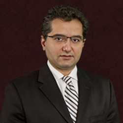 Taher Kameli, Arab Aviation and Aerospace lawyer in USA