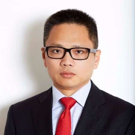 Frank Xu, Chinese lawyer in New York New York