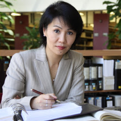 Melinda Mengqiu Zhang, Chinese Family Law lawyer in USA