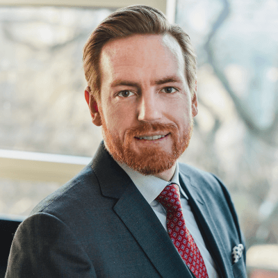 Collin McKean, Christian lawyer in Washington
