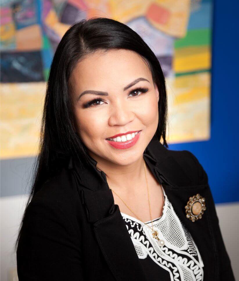Rachelle L. Punzalan, Filipino lawyer in Canada