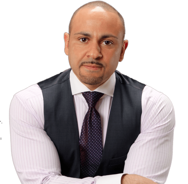 Mehdi Cherkaoui, French Car Accident lawyer in Houston Texas