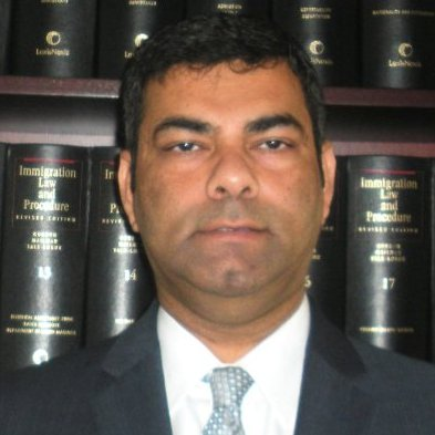 M. Ali Zakaria, Indian Immigration lawyer in USA