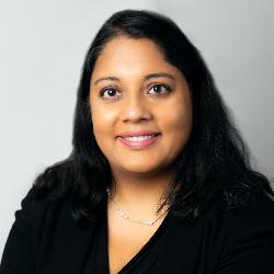 Priya Prakash Royal, Indian attorney in Washington, DC