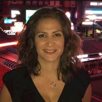 Iranian Doctor in USA - Maryam Fattahy