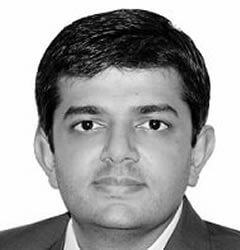 Bhushan Shah, verified lawyer in India