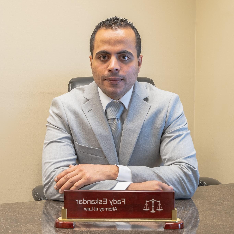 verified Lawyer in USA - Fady Eskandar