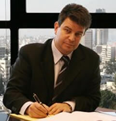 Guy Flanter, verified lawyer in Israel