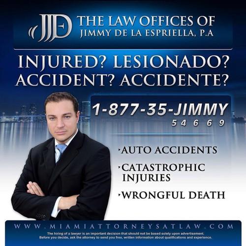 Jimmy De La Espriella, verified lawyer in Miami Florida