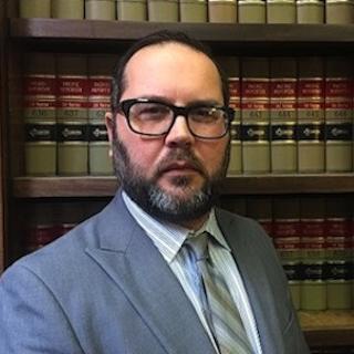 Joshua Bradley, verified attorney in New Mexico