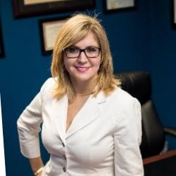 Katerina Kurbatova, verified lawyer in Florida