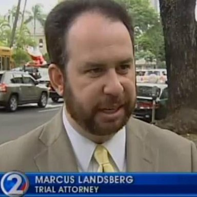 Marcus L. Landsberg IV, verified lawyer in Hawaii