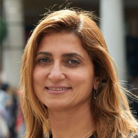 Nadia Bazzaz, verified attorney in United Kingdom