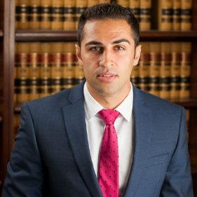 Sliman Nawabi, verified Criminal Law lawyer in California