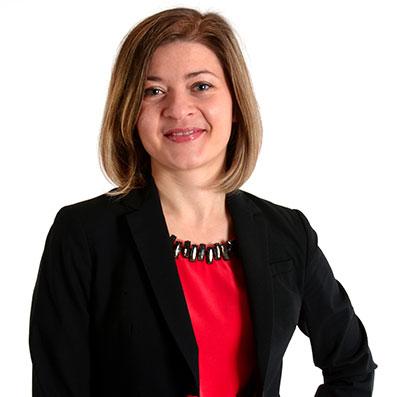 Tatyana Voloshchuk, verified lawyer in Connecticut