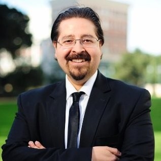 Alexander Cross, Hispanic lawyer in Oakland California