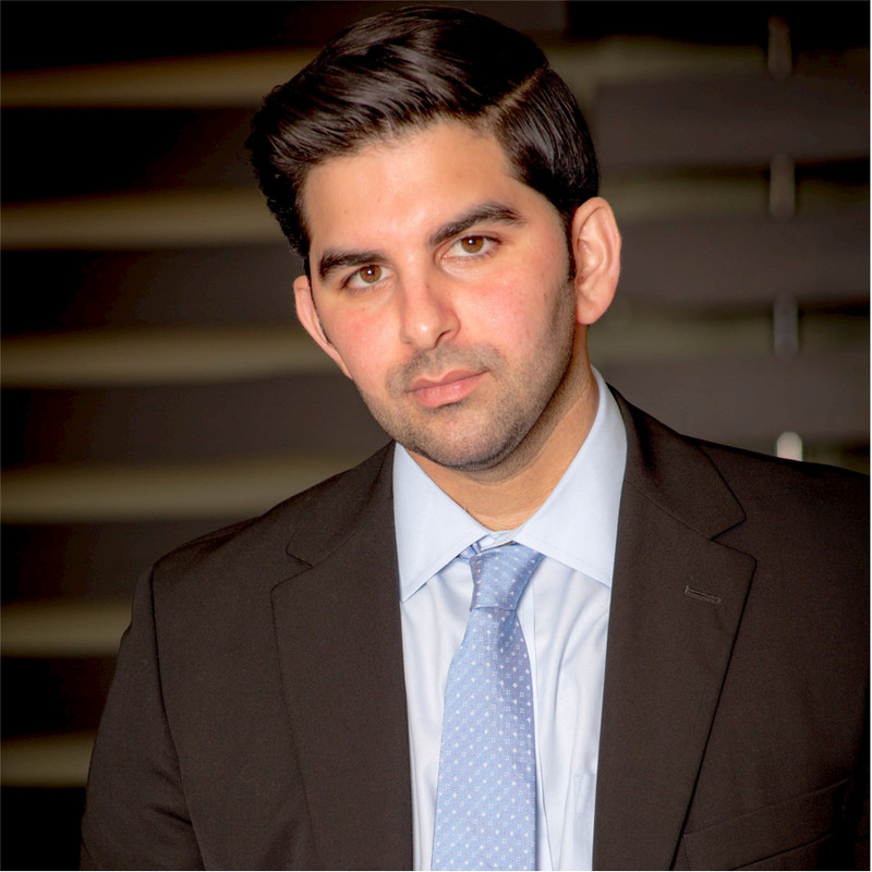 Calvin Kourosh Azadi, Latino lawyer in Miami FL