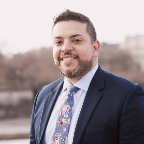 Eric J Benavides, Latino lawyer in Texas