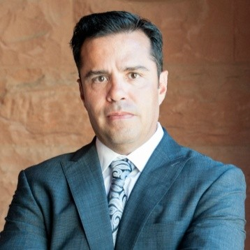 Patrick Toscano, Hispanic lawyer in Texas
