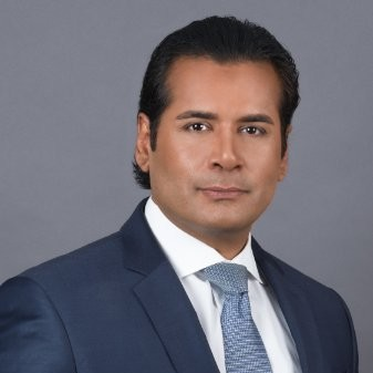 Sanjay S. Mathur, Latino lawyer in Dallas Texas