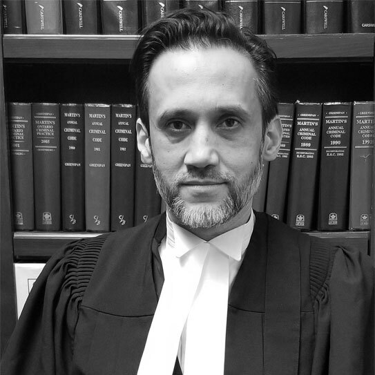 Anser Farooq, Muslim lawyer in Canada