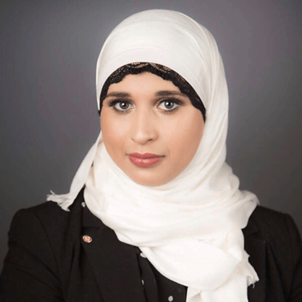 Assma A. Ali, Muslim Asylum lawyer in USA