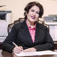 Marjan Kasra, Muslim lawyer in Stamford Connecticut