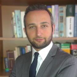 Levent Cengiz - Turkish lawyer in Taksim TR-IST
