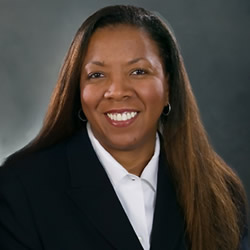 Debra White, woman lawyer in Dallas Texas