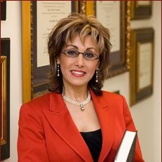 Fariba Bayani, woman Car Accident lawyer in USA