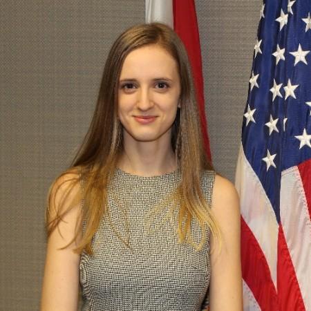 Michaela Vrazdova, woman lawyer in New York
