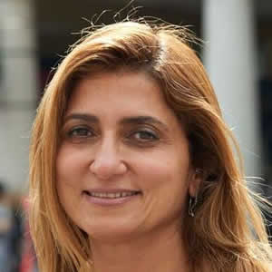 Nadia Bazzaz, woman lawyer in United Kingdom