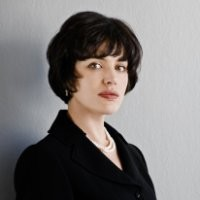 Olga Zalomiy, woman International Law lawyer in USA