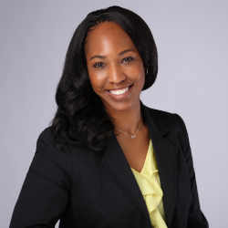 Tracy Kambobe, woman lawyer in Texas